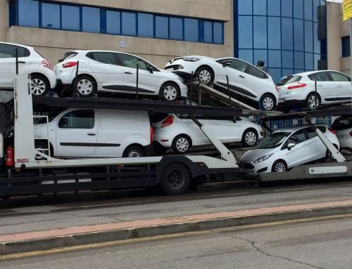 Cargas de 10 coches