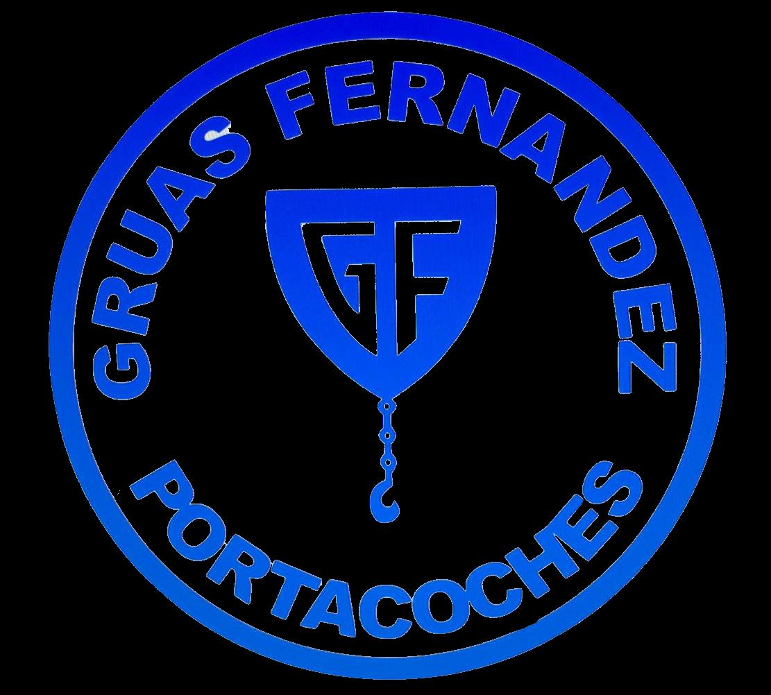 Grúas Fernández Logo