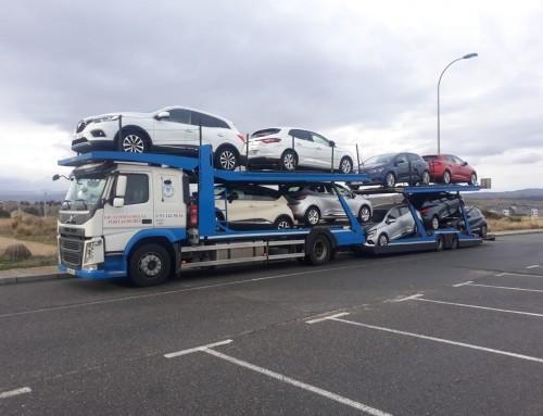 Anfac certifica la mala tendencia de las matriculaciones de vehículos comerciales nuevos en abril